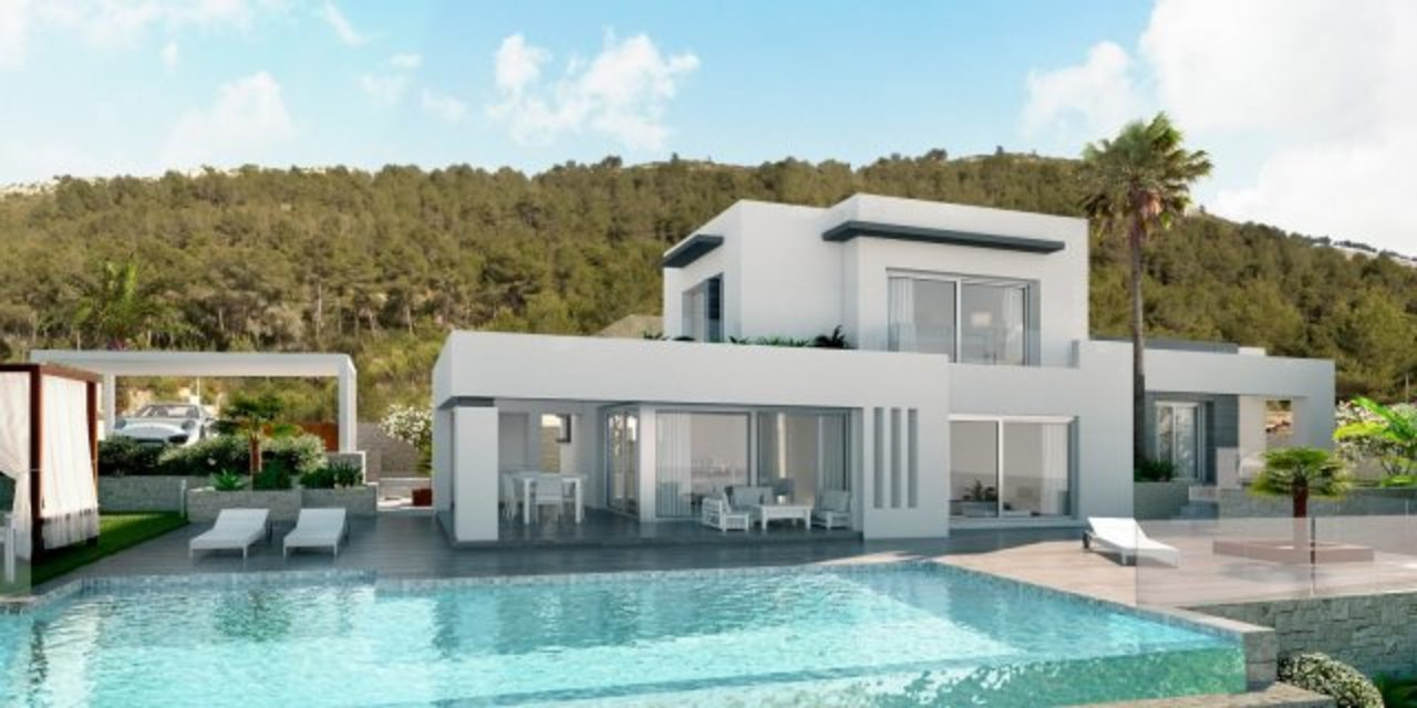 Ref:ES16704 Villa For Sale in Javea