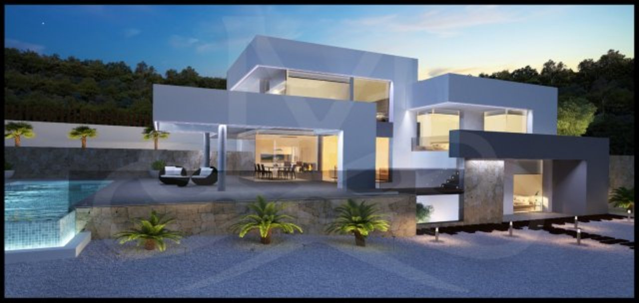 Ref:ES16705 Villa For Sale in Javea