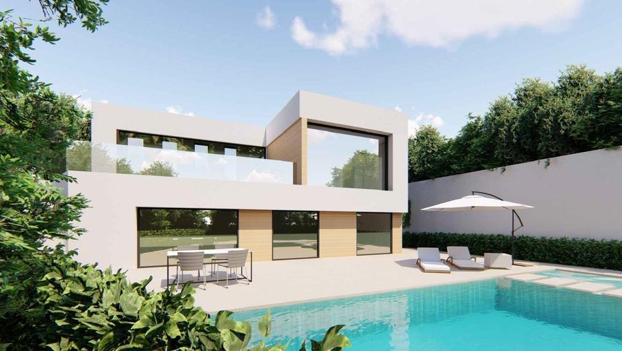 Ref:ES5890 Villa For Sale in Rojales