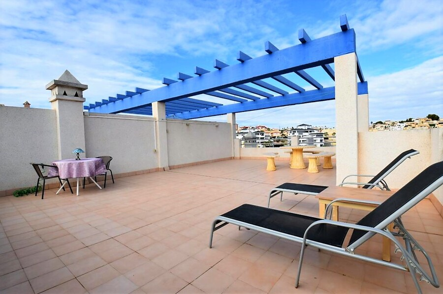 Ref:ES118964 Townhouse For Sale in Orihuela Costa