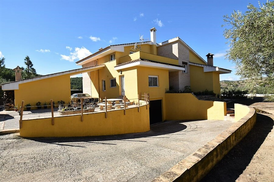 Ref:ES118979 country house For Sale in Cehegin