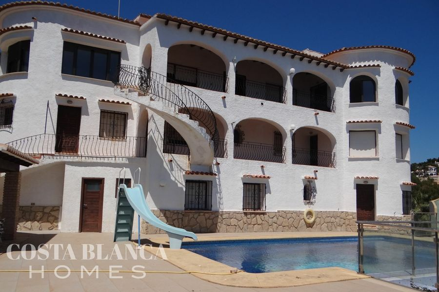 Ref:ES19937 Villa For Sale in Javea