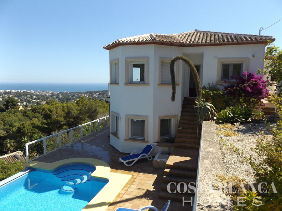 Ref:ES19938 Villa For Sale in Javea