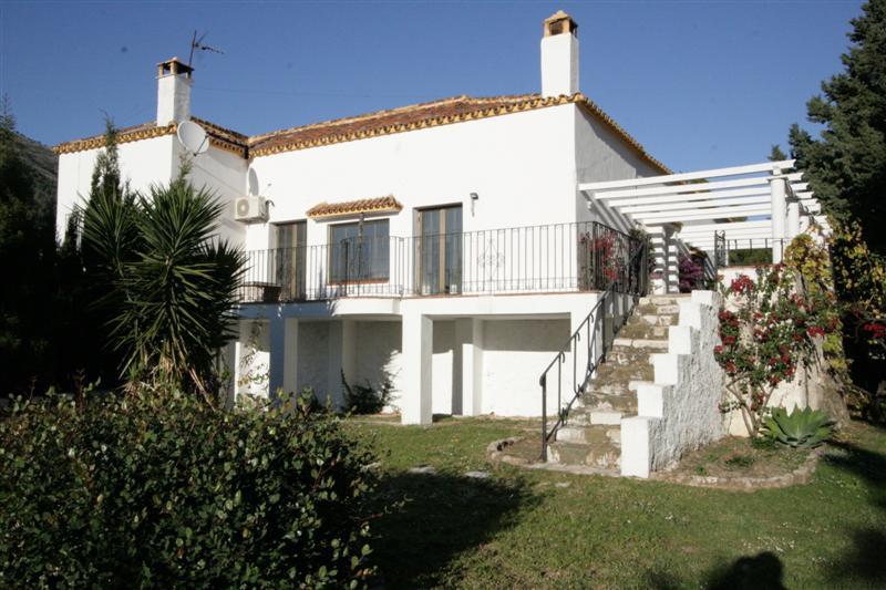 Ref:ES118173 Villa For Sale in Mijas
