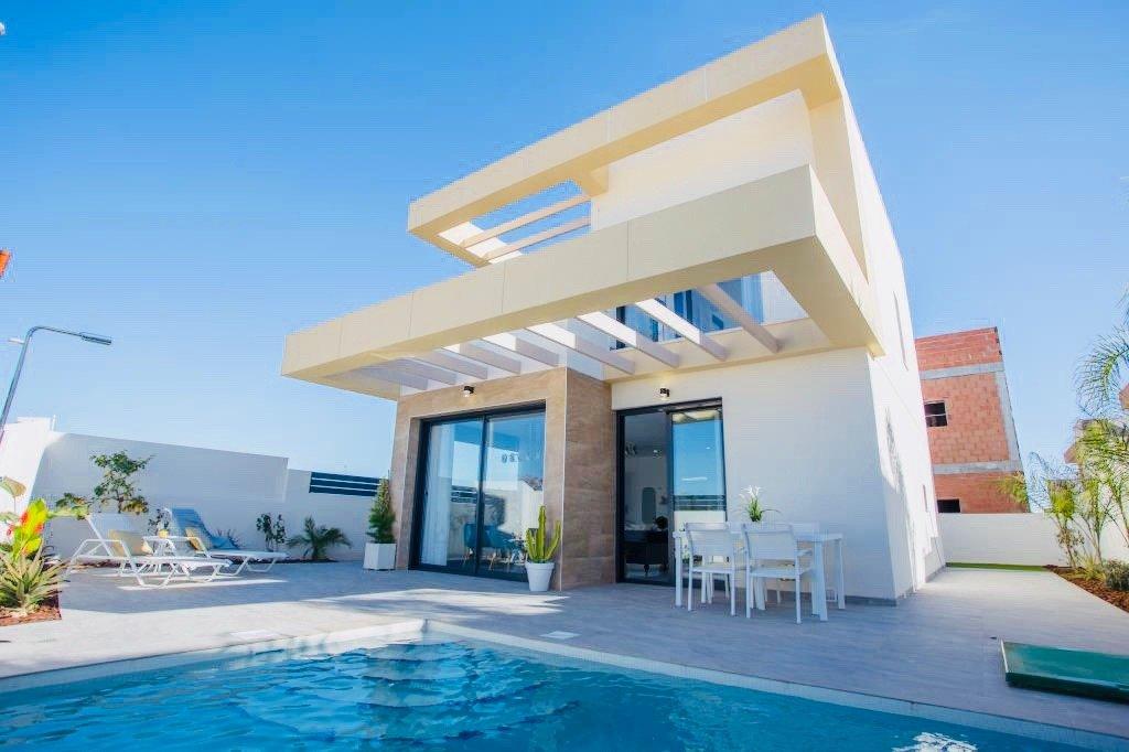 Ref:ES93256 Villa For Sale in Los Montesinos