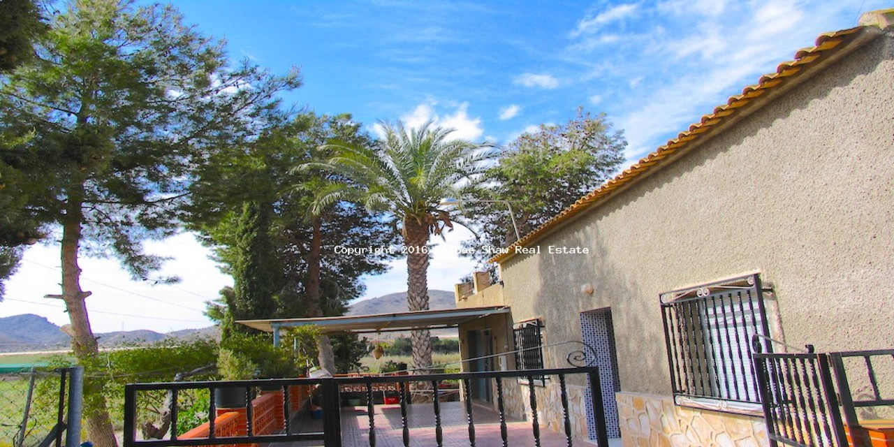Ref:ES22772 country house For Sale in Mazarron