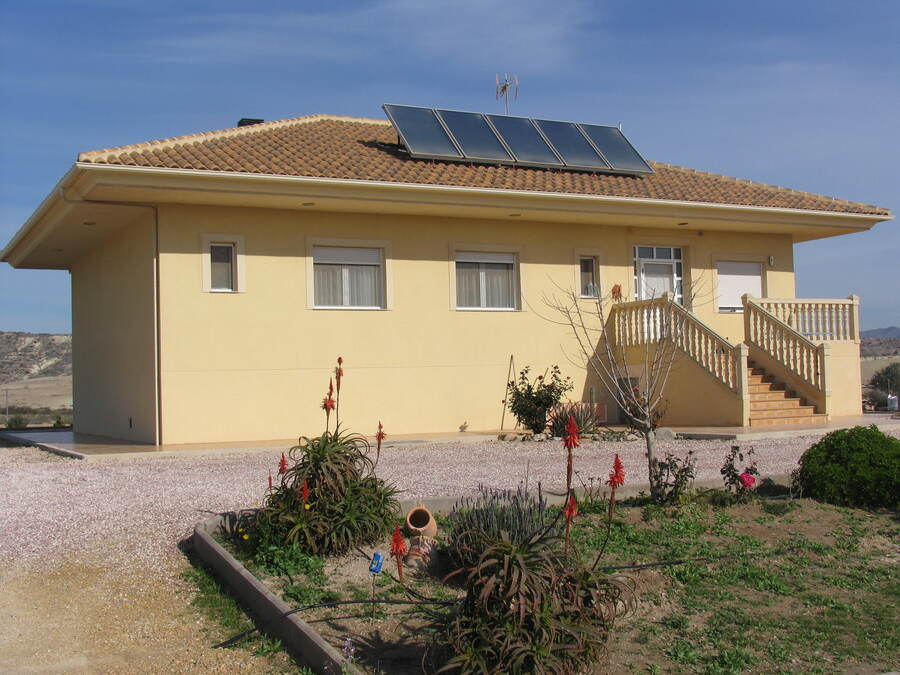 Ref:ES22811 country house For Sale in Mazarron