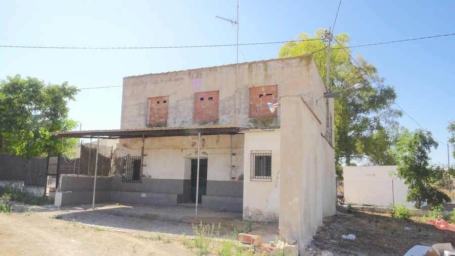 Ref:ES48544 country house For Sale in Mazarron