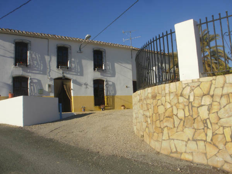 Ref:ES21761 country house For Sale in Arboleas