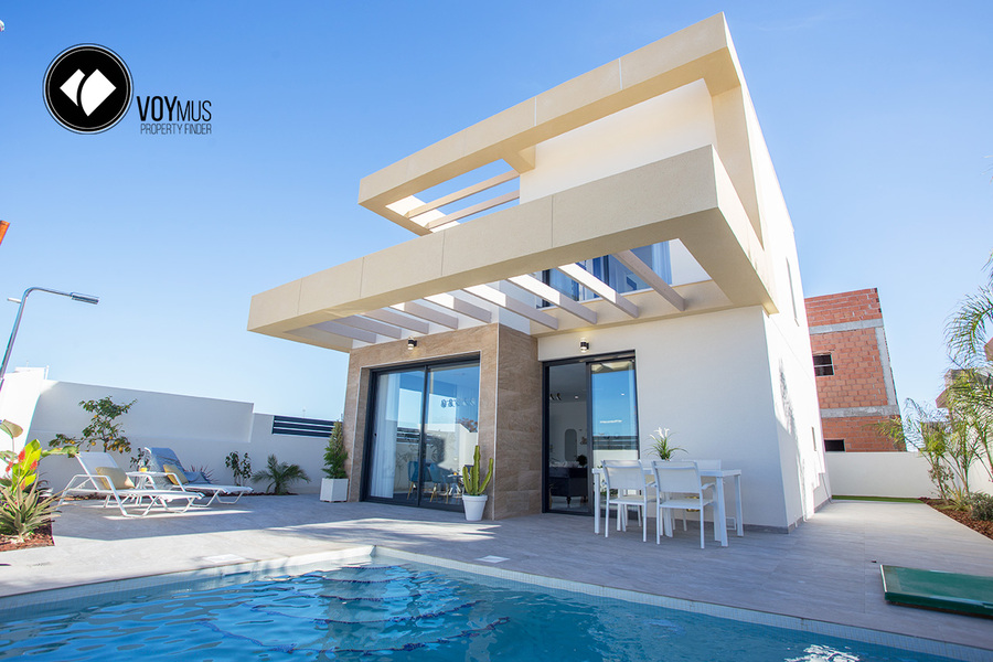 Ref:ES119205 Villa For Sale in Los Montesinos