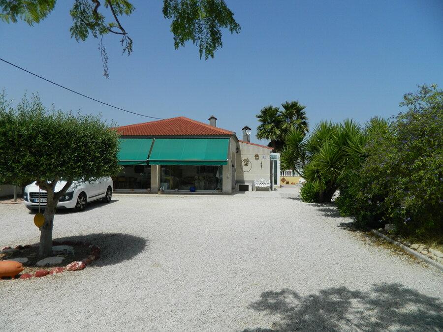 Ref:ES38872 Villa For Sale in Hondon de los Frailes
