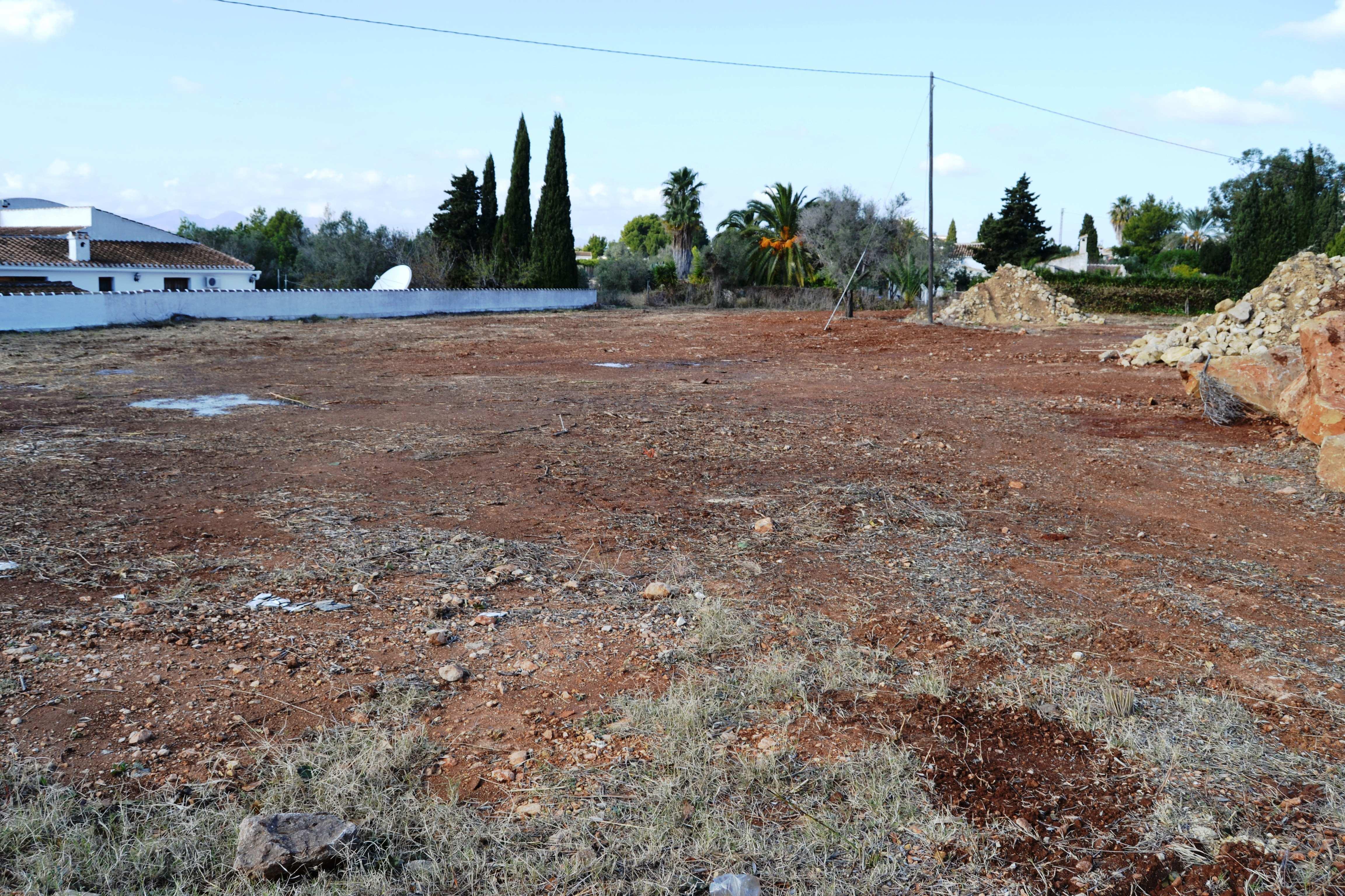Ref:ES109380 Land For Sale in Javea