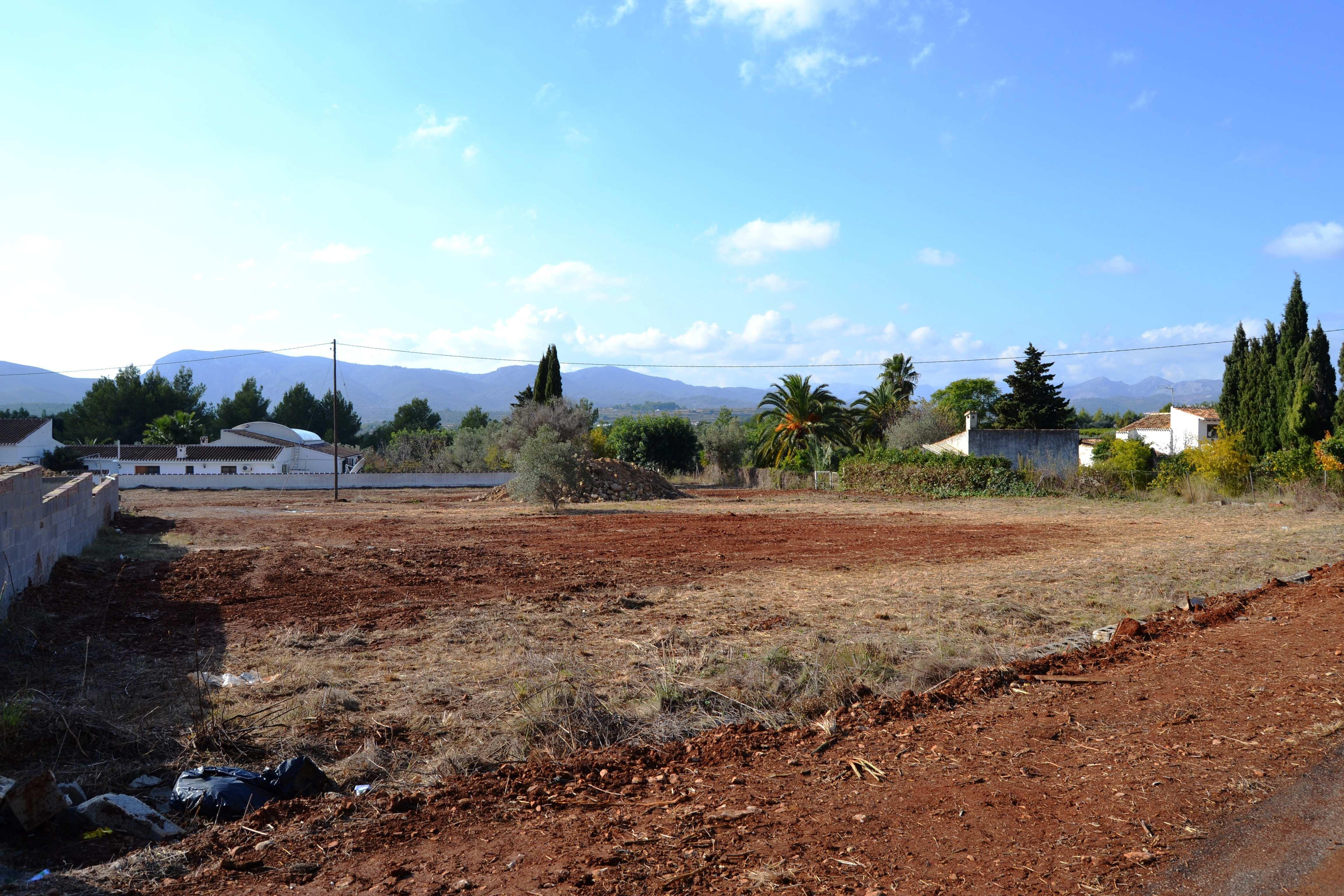 Ref:ES109381 Land For Sale in Javea