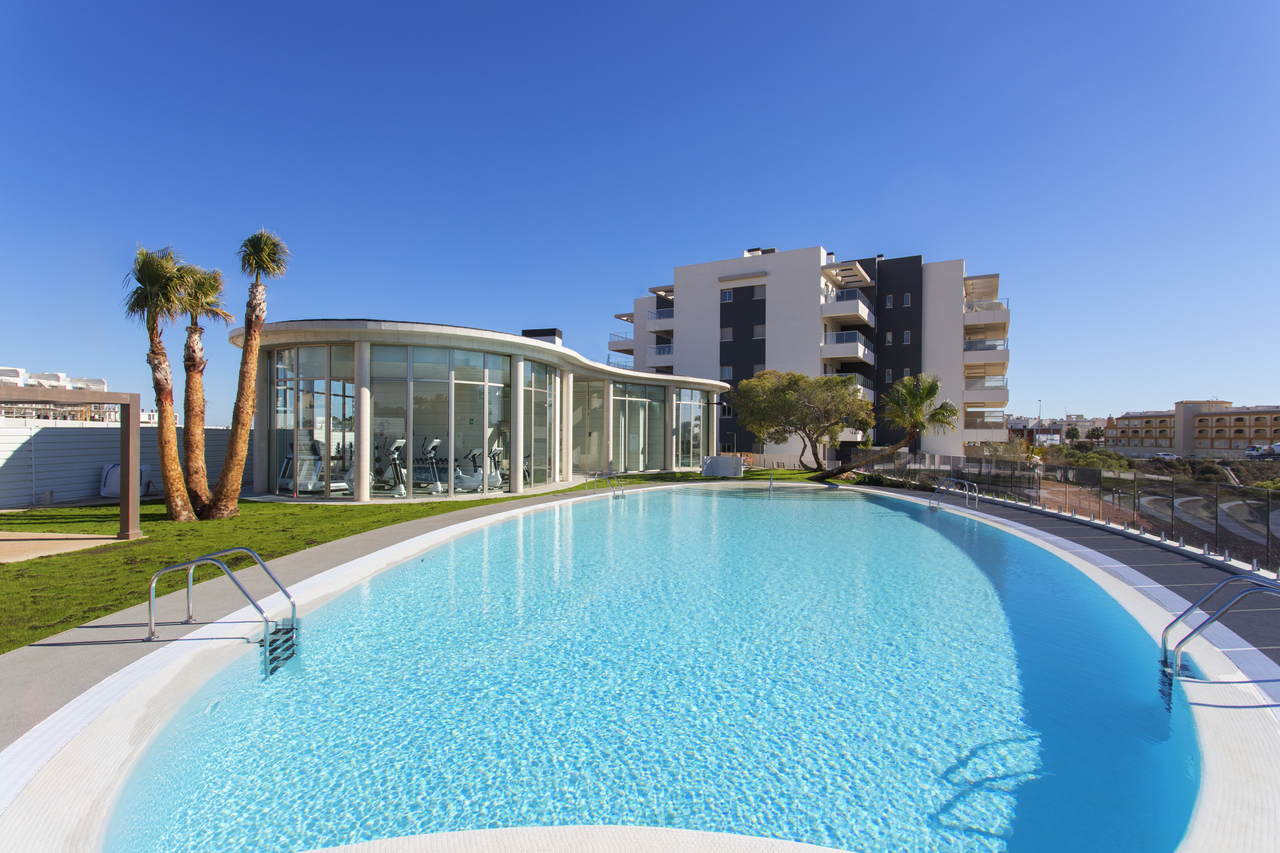 Ref:ES118428 Apartment For Sale in La Zenia