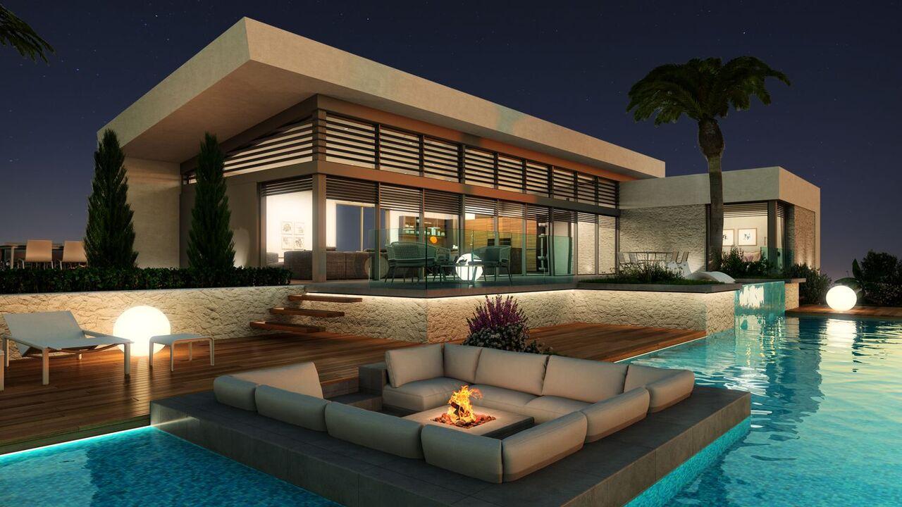 Ref:ES80096 Villa For Sale in San Miguel de Salinas