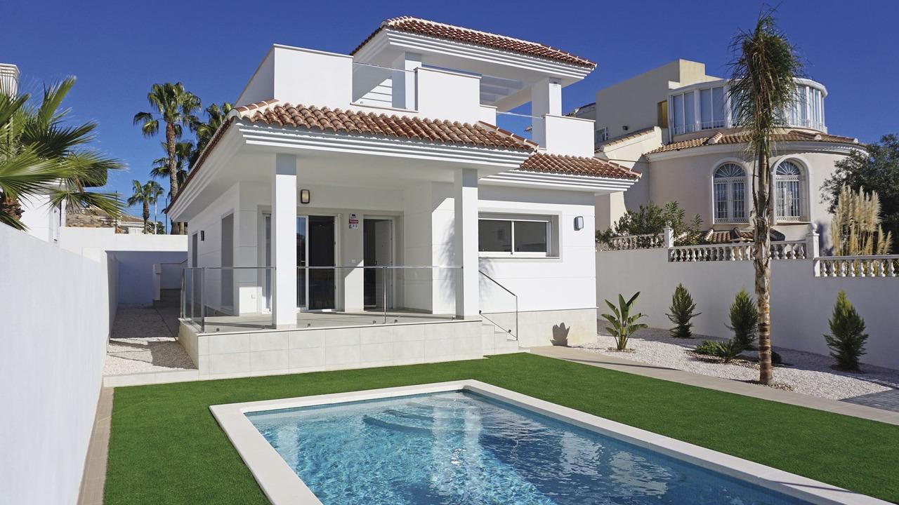 Ref:ES84352 Villa For Sale in Ciudad Quesada